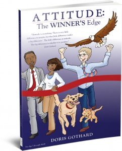 Doris Gothard's book on the power of attitude